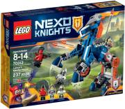 lego 70312 nexo knights lances mecha horse photo