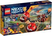 lego 70314 nexo knights beast masters chaos chariot photo