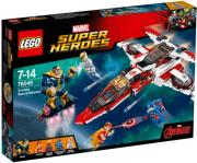 lego 76049 super heroes avenjet space mission photo