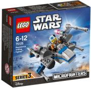 lego 75125 star wars resistance x wing fighter photo