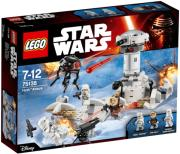 lego 75138 star wars hoth attack photo