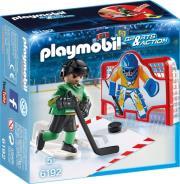 playmobil 6192 set exaskisis ice hockey photo