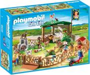 playmobil 6635 paidikos zoologikos kipos photo