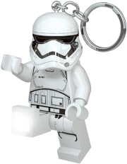lego star wars stormtrooper key light photo