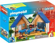 playmobil 5662 balitsaki sxoliki taxi photo
