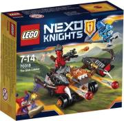 lego 70318 nexo knights glob lobber photo