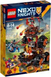 lego 70321 nexo knights general magmar s siege machine of doom photo