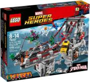 lego 76057 spider man web warriors ultimate bridge photo