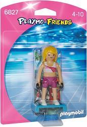 playmobil 6827 gymnastria aerompik photo
