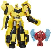 transformers rid mini con power heroes asst power surge bumblebee b7067 photo