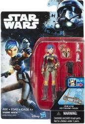 star wars s1 swu 375 in figure asst sabine wren b7072 photo