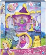 disney princess small doll rapunzel tower b5837 photo