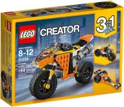 lego 31059 sunset street bike photo
