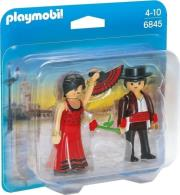 playmobil 6845 duo pack xoreytes flamenco photo
