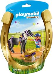 playmobil 6970 pony me asterakia kai koritsaki photo