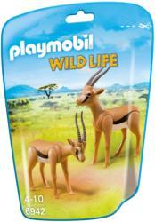 playmobil 6942 gazeles photo