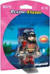 playmobil 9073 gynaika polemistria photo