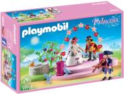 playmobil 6853 prigkipiko zeygos se xoro maske photo