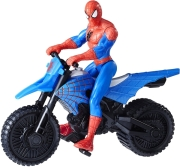 spider man 6in figure and vehicle asst b9997 photo