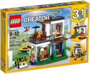 lego 31068 modular modern home photo