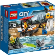 lego 60163 coast guard starter set photo