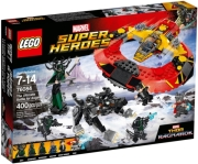 lego 76084 the ultimate battle for asgard photo