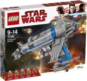 lego 75188 resistance bomber photo