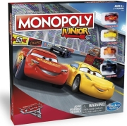 monopoly cars 3 junior photo
