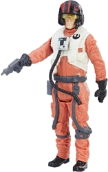 star wars gal e8 figure orange asst poe dameron c1507 photo