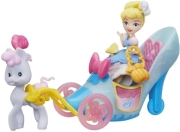 disney princess small doll vehicle asst royal slipper c0535 photo