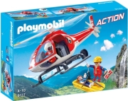 playmobil 9127 elikoptero diasosis oreibaton photo
