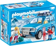 playmobil 9281 oxima 4x4 me mpagkaziera photo