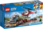 lego 60183 heavy cargo transport photo