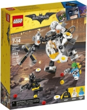 lego 70920 egghead mech food fight photo