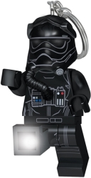 lego star wars tie fighter pilot key light photo