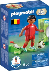 playmobil 9509 podosfairistis ethnikis belgioy photo