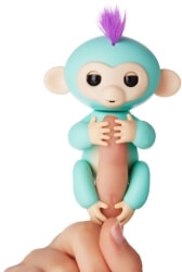 wowwee fingerlings zoe green photo