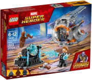 lego 76102 thor s weapon quest photo