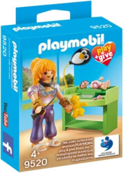 playmobil 9520 play give magikh paidiatros photo