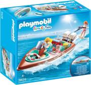 playmobil 9428 taxyploo me ypobryxio moter photo