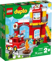 lego 10903 fire station photo