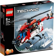 lego 42092 rescue helicopter photo