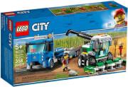 lego 60223 harvester transport photo