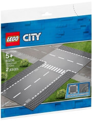 lego 60236 straight and t junction photo