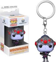 funkopocketpop overwatch widowmaker keychain vinyl figure gaming photo