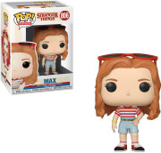 funkopop television stranger things max mall outfit 806 vinyl figure photo