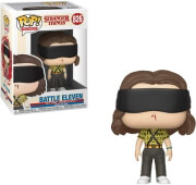 funkopop television stranger things battle eleven 826 vinyl figure photo