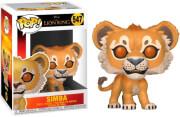 funkopop disney the lion king simba 547 vinyl figure photo