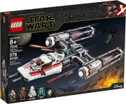 lego 75249 star wars resistance y wing starfighter photo