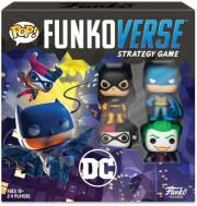 funko games pop funkoverse dc comics base set english board game photo